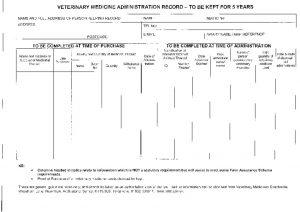 thumbnail of veteninary_medicine_record card